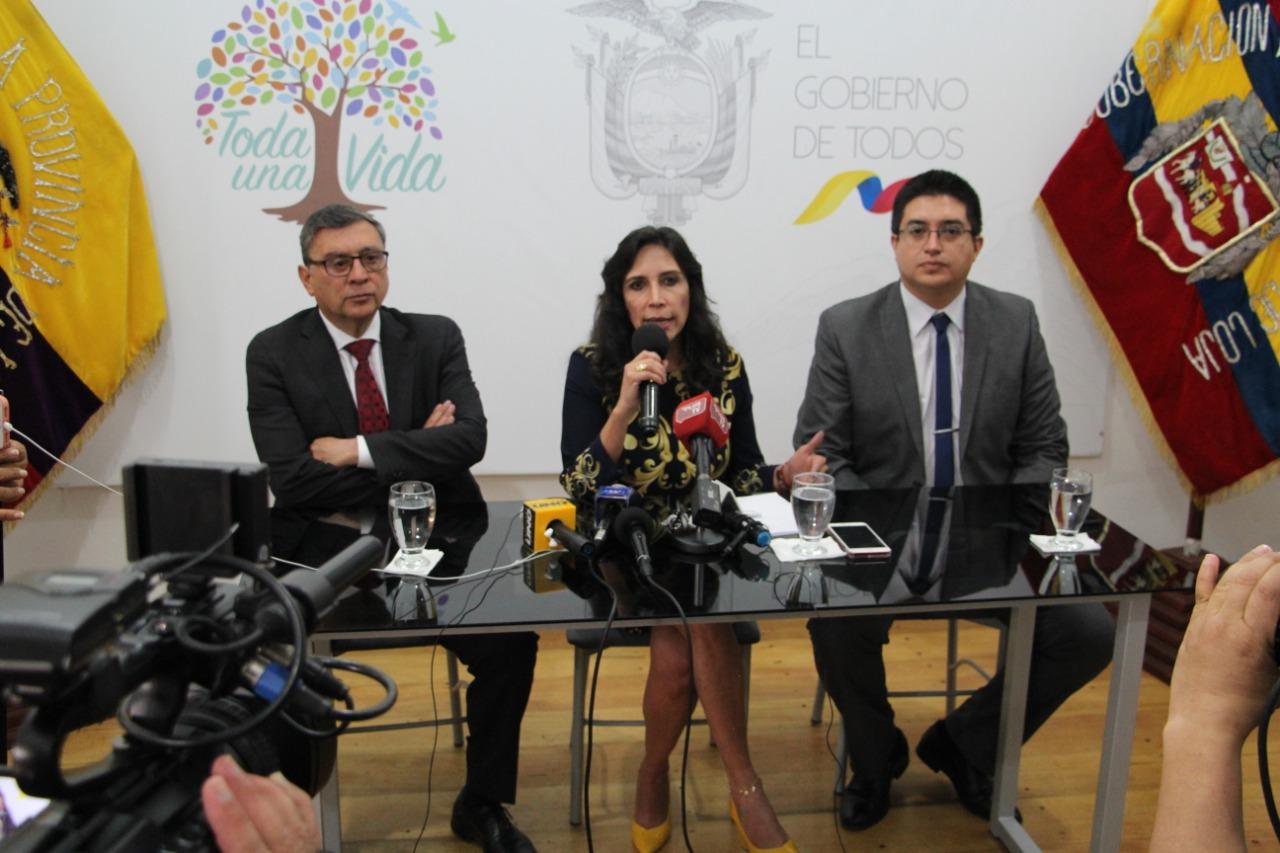 Cuatro carriles mejorarán la conectividad entre Loja y Catamayo